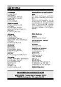 DOS BULLETIN - Dansk Ortopædisk Selskab - Page 2