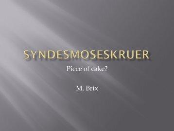 Syndesmoseskruer (Odense)