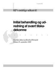 TraumeManual - Dansk Ortopædisk Selskab