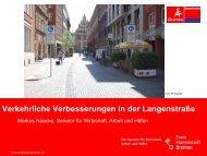 Anlage Langenstraße - Verkehr (pdf, 1.2 MB) - Bremen