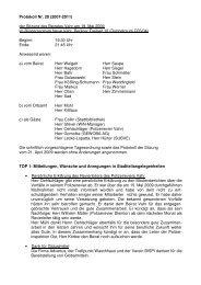 Protokoll Nr 20 _2007-2011_.pdf - Ortsamt Schwachhausen/Vahr ...