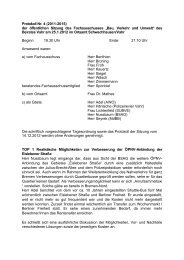 Protokoll Nr4 250112.pdf - Ortsamt Schwachhausen/Vahr - Bremen