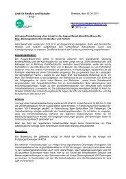 pdf, 94.6 KB - Ortsamt Schwachhausen/Vahr - Bremen