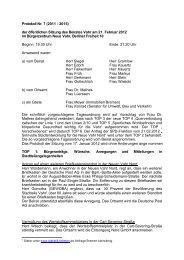 Protokoll Nr7 vahr 210212.pdf - Ortsamt Schwachhausen/Vahr ...