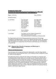 Pr. 20 v. 14.pdf - Ortsamt Schwachhausen/Vahr - Bremen