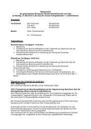Niederschrift öffentlicher Teil.pdf - Ortsamt Schwachhausen/Vahr ...
