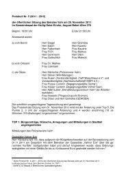 Pr. 5 v. 29.pdf (54 kB) - Ortsamt Schwachhausen/Vahr - Bremen