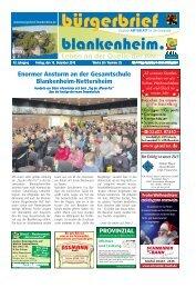 Aktuelle Ausgabe als PDF - Ortszeitungen.de