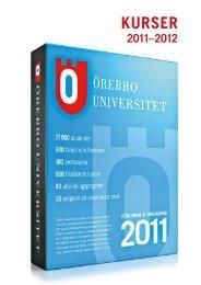 KURSER - Örebro universitet