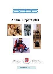 annual report 2004 - Örebro universitet