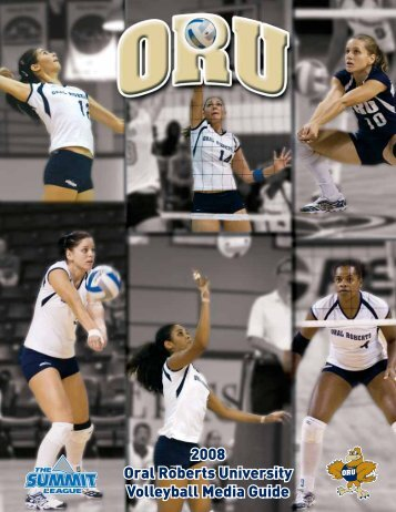Volleyball Media Guide - Oral Roberts University Athletics