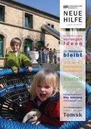 neue hilfe - hho - Heilpädagogischen Hilfe Osnabrück