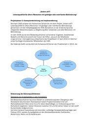Projektphase 2: Konzeptentwic - Hochschule Osnabrück