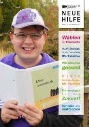 NEUE HILFE - Heilpädagogischen Hilfe Osnabrück
