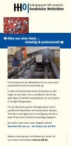 """Flyer """"Metallverarbeitung"""" - Page 4"""
