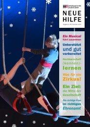 Neue Hilfe Ausgabe 185 - Heilpädagogischen Hilfe Osnabrück