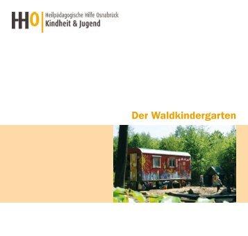 Der Waldkindergarten - Heilpädagogischen Hilfe Osnabrück