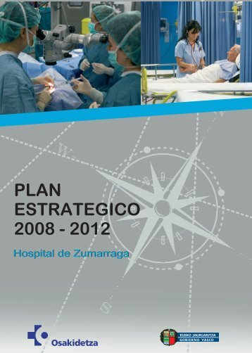 PLAN ESTRATEGICO 2008 - 2012 - Osakidetza