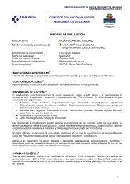 informe de evaluación moxifloxacino colirio indicaciones ...