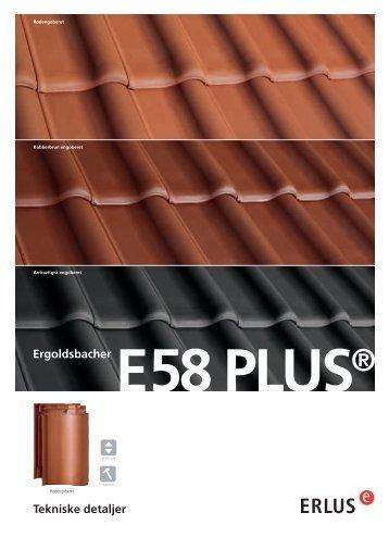Tekniske detaljer Ergoldsbacher - Erlus AG