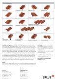 Tekniske detaljer Ergoldsbacher - Erlus AG - Page 4