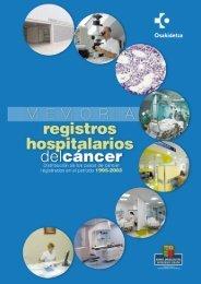 Registros Hospitalarios del Cáncer - Osakidetza