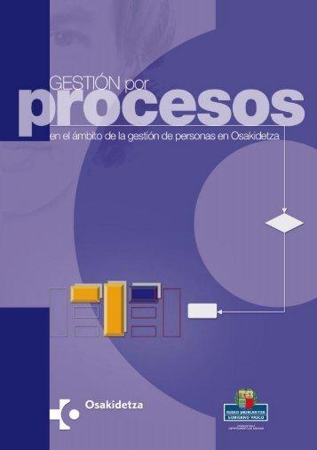 Gestión por procesos en el ámbito de los Recursos ... - Osakidetza