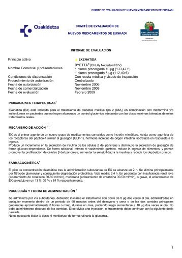 Informe ( pdf , 146 KB) - Osakidetza