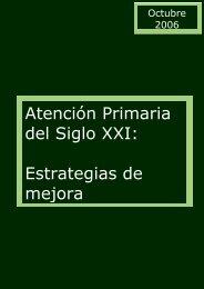 AP21 ESTRATEGIAS DE MEJORA EN LA ATENCIÓN ... - Osalde