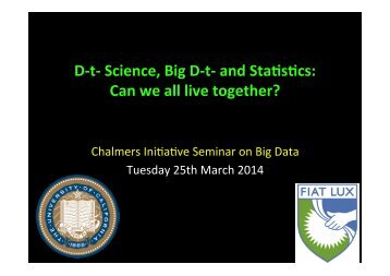 Terry Speed_Data Science, Big Data and Statistics - Can We All Live Together