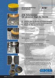 ATB Tellerbürsten - OSBORN International GmbH