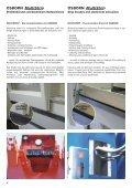Streifenbürsten für vielfältige Anwendungen. Strip Brushes for ... - Seite 4