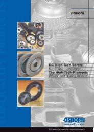 novofil-Katalog als PDF Datei - OSBORN-International