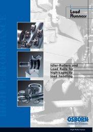 Load Runner catalogue - OSBORN-International