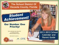 Download - Osceola County School District
