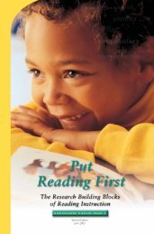 Put Reading First 2nd Ed - The Office of Special Education ...