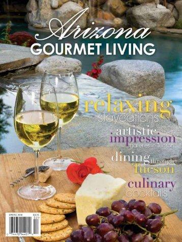 Arizona Gourmet Living Spring 10 - Oser Communications Group