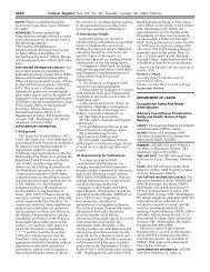 Advisory Committee on Construction Safety - OSHA
