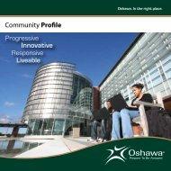 Innovative - City of Oshawa