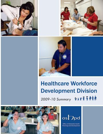 2009-10 - Office of Statewide Health Planning and Development ...