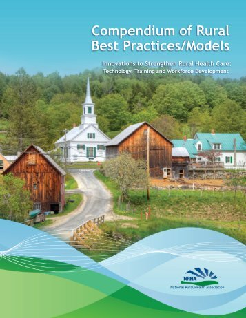 Compendium of Rural Best Practices/Models – Innovations to