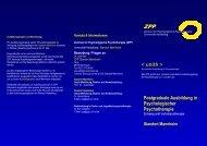 zpp_flyer - Otto-Selz-Institut für Angewandte Psychologie ...