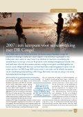 2007: een keerpunt voor DR Congo! - Buitenlandse Zaken - Page 3