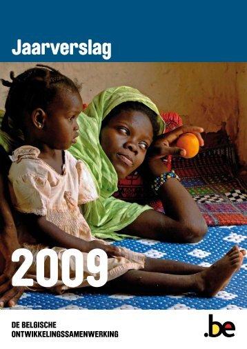Jaarverslag DGD 2009 - Buitenlandse Zaken - Belgium