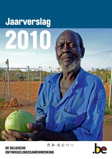 DGD Jaarverslag 2010 - Buitenlandse Zaken - Belgium