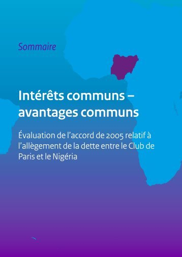 Sommaire (PDF, 4.66 MB) - Belgium