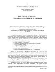 Enjeux de l'éducation des filles en RDC (PDF, 152.86 Kb)