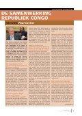 Dimensie 3: dossier DR Congo - Buitenlandse Zaken - Page 4