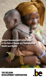 Belgian Development Cooperation in the field of Sexual ... - Belgium