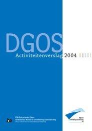 Activiteitenverslag 2004 (PDF, 946.5 Kb) - Buitenlandse Zaken